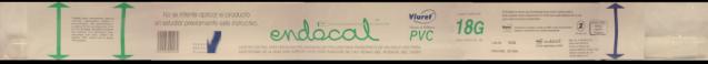 ENDOCAT VIRUET RADIOPACO CAL 18
