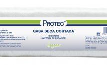 ESPONJA DE GASA 5X5 C/200