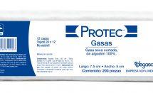 ESPONJA DE GASA 7X5 C/200