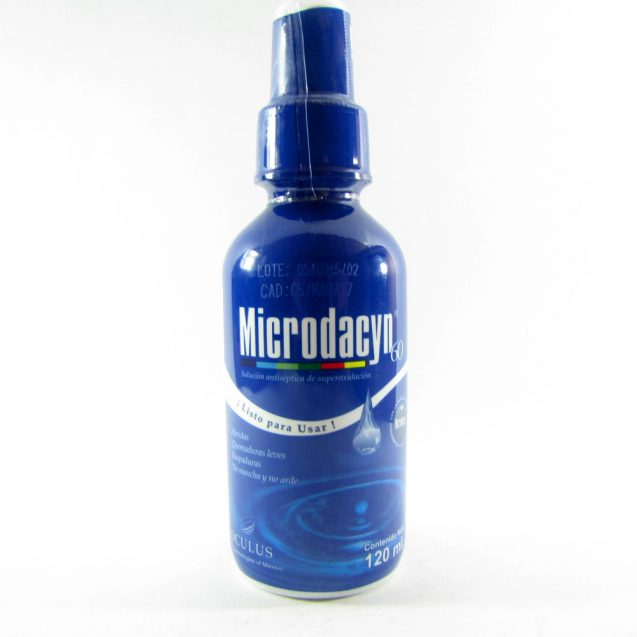 MICRODACYN 120ML