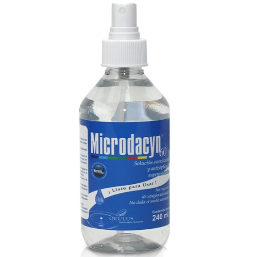 MICRODACYN 240 ML