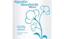 ALGODÓN EN ROLLO DE 500 GRAMOS