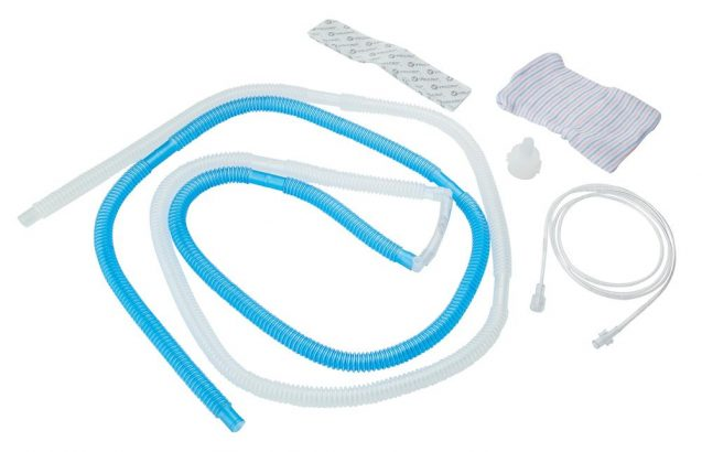 SISTEMA NASAL CPAP #0, 1, 2, 3, 4, 5